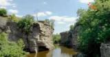 Букский каньон: что скрывают скалы в Черкасской области